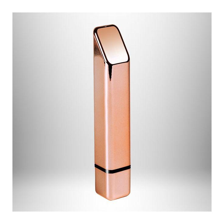 Elegancki i bardzo ekskluzywny wibrator do stymulacji łechtaczki w kolorze złotym http://sexshop112.pl/74-wibratory-i-masazery-lechtaczkowe