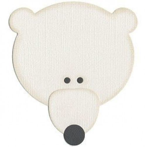 "Quickutz ""REV 0119-S Revolution Die ""Polar Bear"""