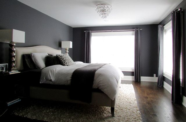 Bright Master Bedroom Paint Making Your Goodnight Sleep Stylish Dark Grey Master Bedroom Paint