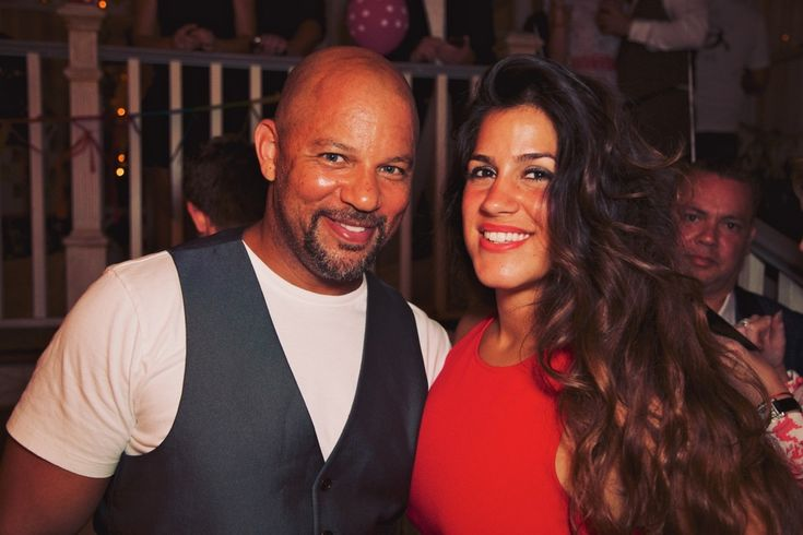 Chris Williams and Dannia Hakki  Mari Vanna LA's One Year Anniversary Party - Los Angeles, CA  (July 24, 2014) Last night, over 200 Angelenos and VIPs turned out for Mari Vanna LA's one year anniversary party. Owner Tatiana Brunetti was joined by high profile attendees such as Alfred Molina, Omar Miller, Max Azria, Clifton Collins Jr., Leslie David Baker, Jeff Rice, Chris Williams and more to celebrate the restaurant's first milestone.