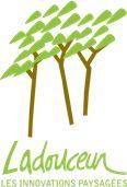 Logo_Innovations_paysagees_Ladouceur_30 ans_Ladouceur_paysagiste_spécialiste_de_l_amenagement_paysager