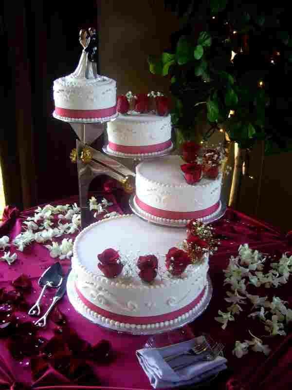 wedding cakes los angeles prices%0A Cool wedding cake layout