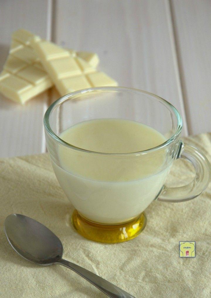 cioccolata bianca calda gp