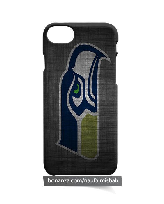 Seattle Seahawks Inspired iPhone 5 5s 5c 6 6s 7 + Plus 8 Case Cover - Cases, Covers & Skins