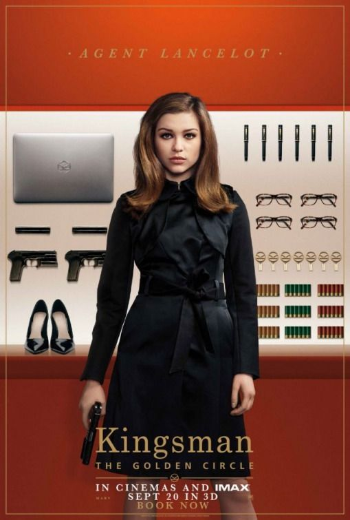 Sophie Cookson in Kingsman: The Golden Circle (2017)