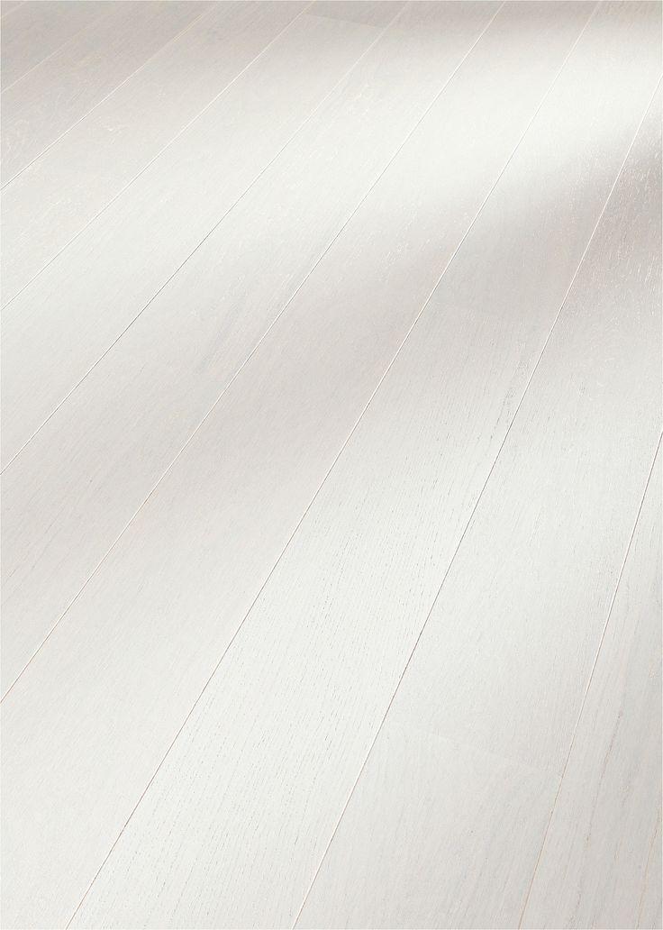 8081 Meister Longlife-Parkett PD 400 Cottage Landhausdiele Eiche weiß deckend harmonisch gefast gebürstet UV-geölt