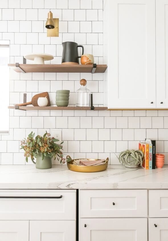 Little Green Notebook Jenny Komenda Kitchen Renovation With Images Kitchen Remodeling Projects Kitchen Remodel Countertops