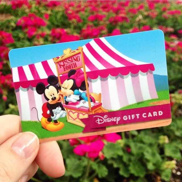 Pin for Later: 36 Disney World Hacks That Will Make Your Trip Even More Magical Buy Disney gift cards at Target.