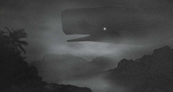 Dawid Planeta lutte contre sa Dépression avec ses Peintures sombres et mystérieuses (5)