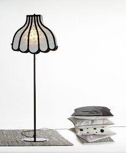 www.popsiclestuff.nl   Lamp HOME AT GRANNIES, black