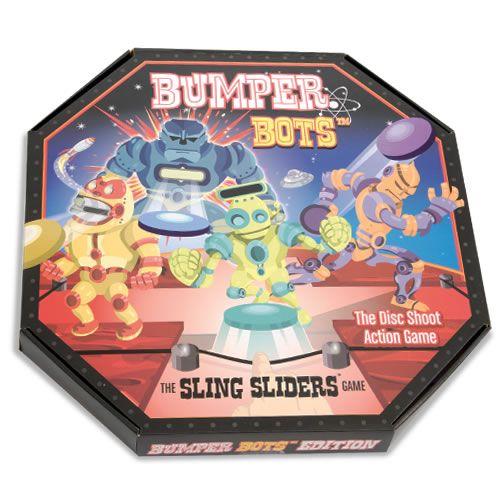 Bumper Bots Game