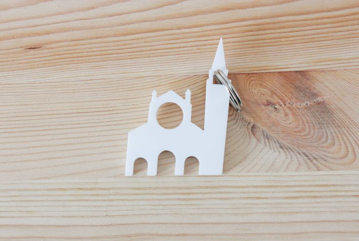 #Duomo Key Holder By #Lab145 #Design #Factory - Tribute to #Modena's most outstanding landmark - #Unesco heritage site