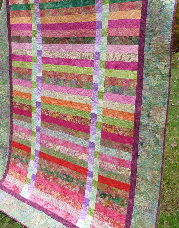 1000 Images About Jelly Roll Amp Strip Quilts On Pinterest