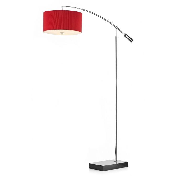 The 25+ best Red floor lamp ideas on Pinterest | Floor reading ...