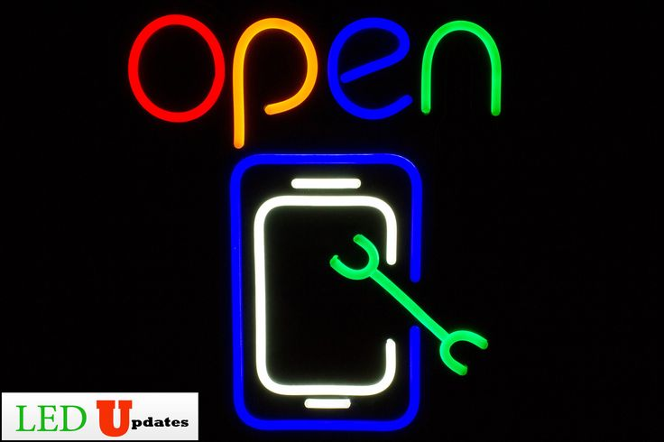PHONE REPAIR LED Sign