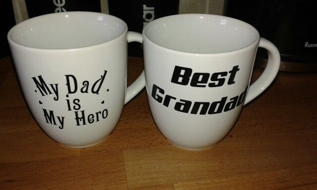 Dad & grandad vinyl. Great for birthdays, stocking fillers.