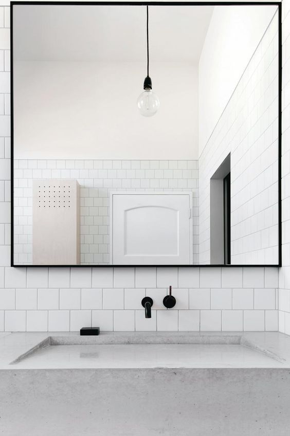 17 Best Ideas About Minimalist Bathroom Design On Pinterest
