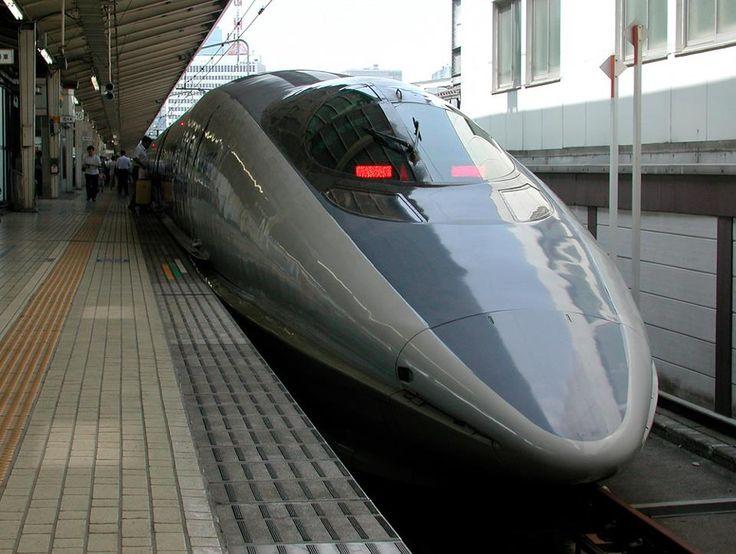 Shinkansen - The Japanese Bullet Train