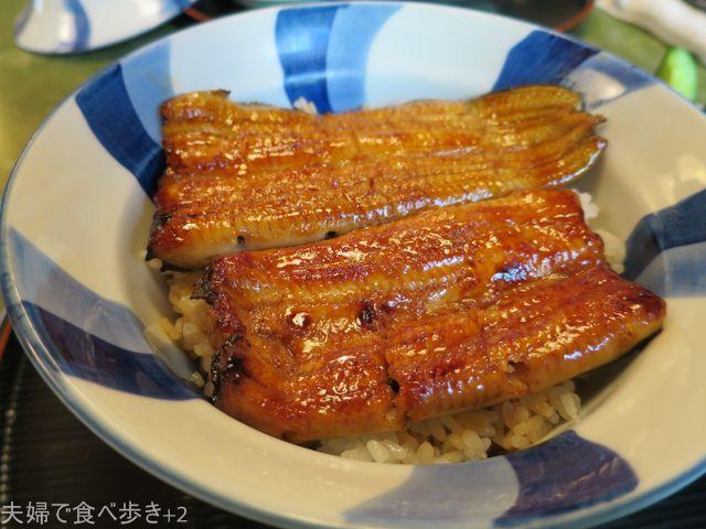 鰻が食べたいとリクエストされたから 秋本@麹町 夫婦で食べ歩き+2