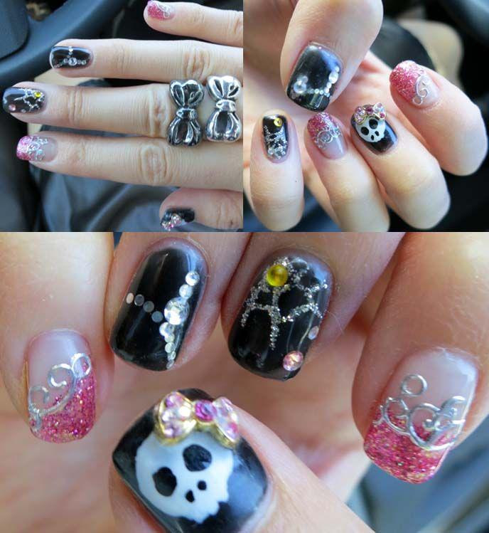 116 best nail polish & design images on Pinterest | Make up looks ...