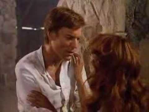 "Richard Chamberlain and Rachel Ward in ""The Thorn Birds"", 1983"