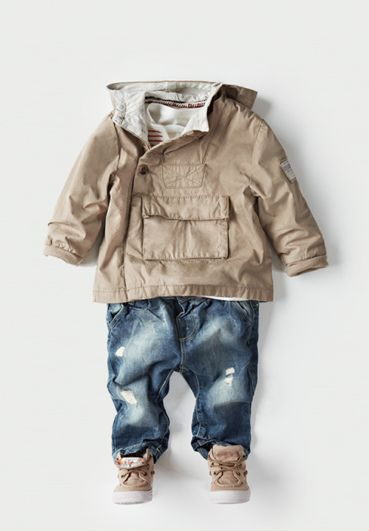 Toddler Boy Outfit