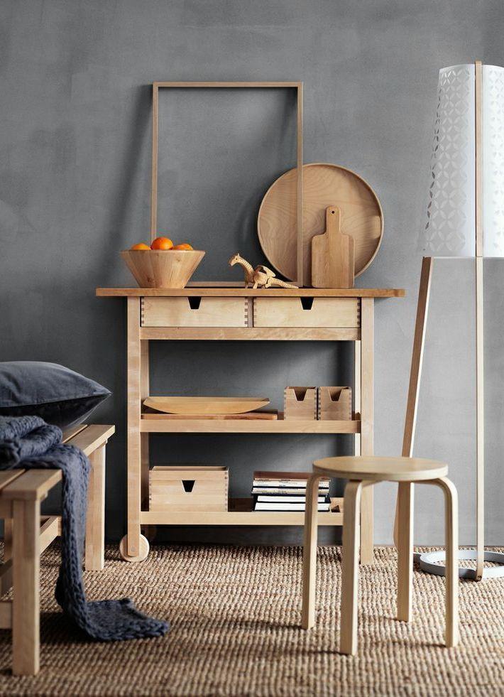 19 Cool IKEA FRHJA Cart Designs