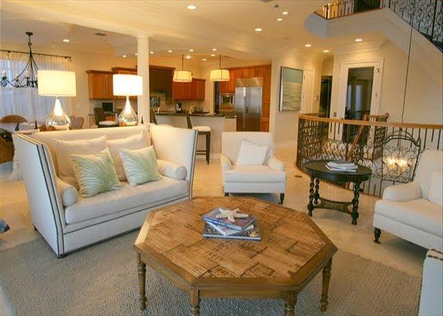 Inside The Belle Maison Beach House In Indian Rocks FL