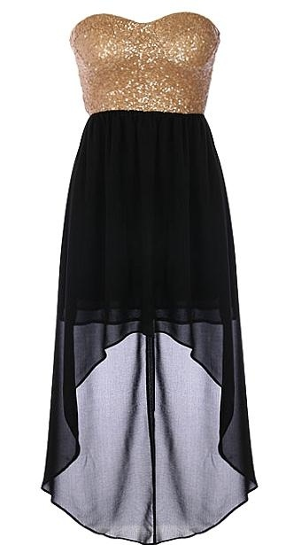 Would be an awesome New Years dress