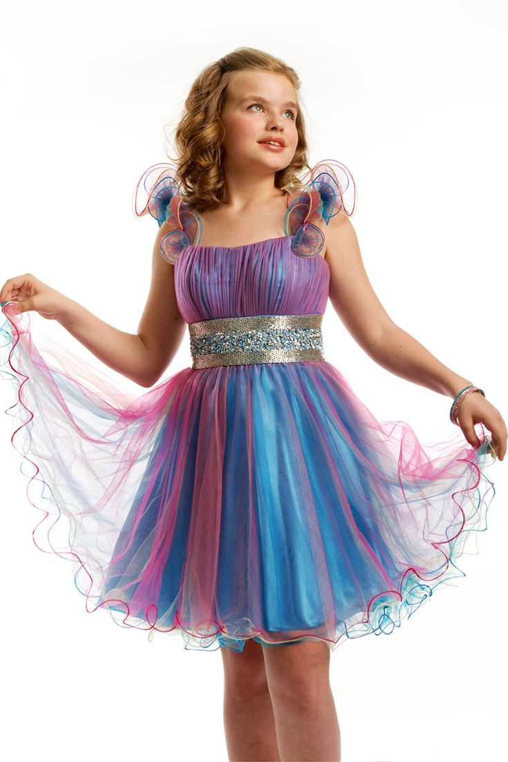 32 bästa bilderna om Pre-teen girl party Dress på Pinterest