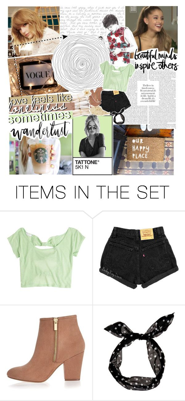 """oops didn't mean to make you love me"" by alessia-xcx ❤ liked on Polyvore featuring art, simple, polyvoreeditorial and magazineset"