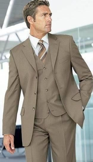 Американский мужской костюм