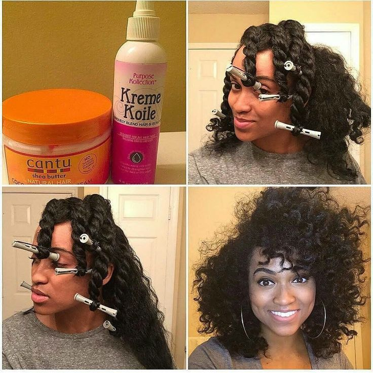 cool TWIST OUT...
