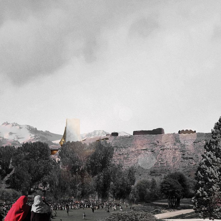 Bamiyan Cultural Center - Afghanistan