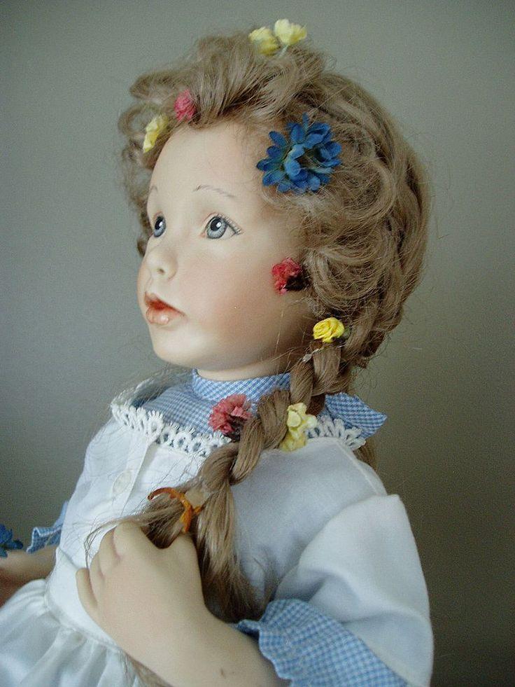175 best Porcelain dolls images on Pinterest  Porcelain doll Beautiful dolls and Porcelain