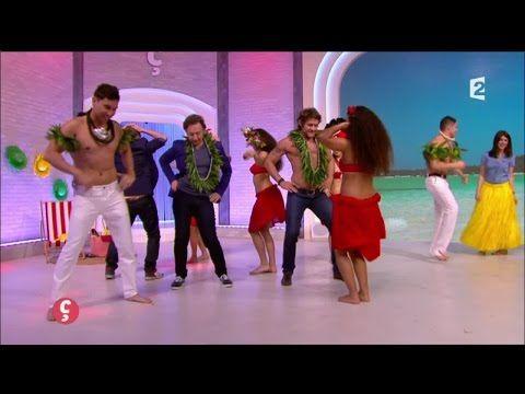 [DANSE] La danse tahitienne #CCVB - YouTube