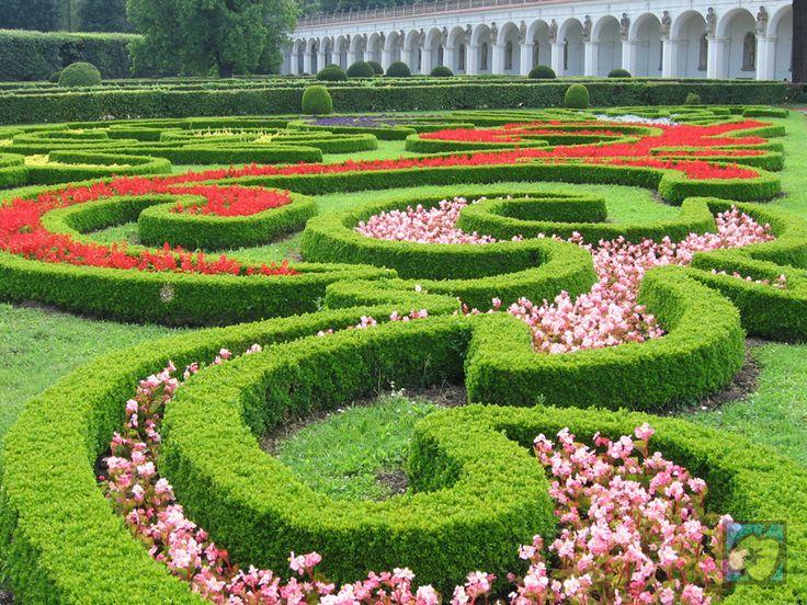 Kroměříž - Květná zahrada 3