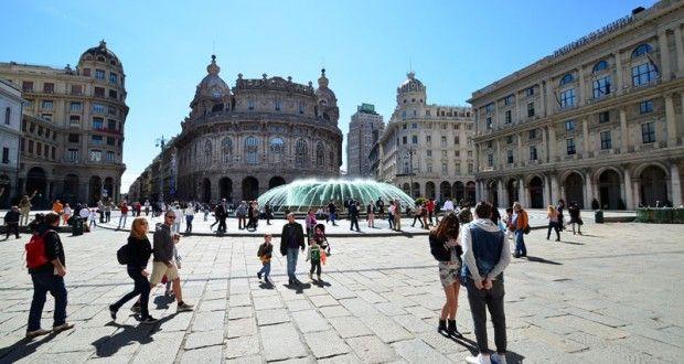 10 lieux à visiter à Gênes (1)   Italie-decouverte