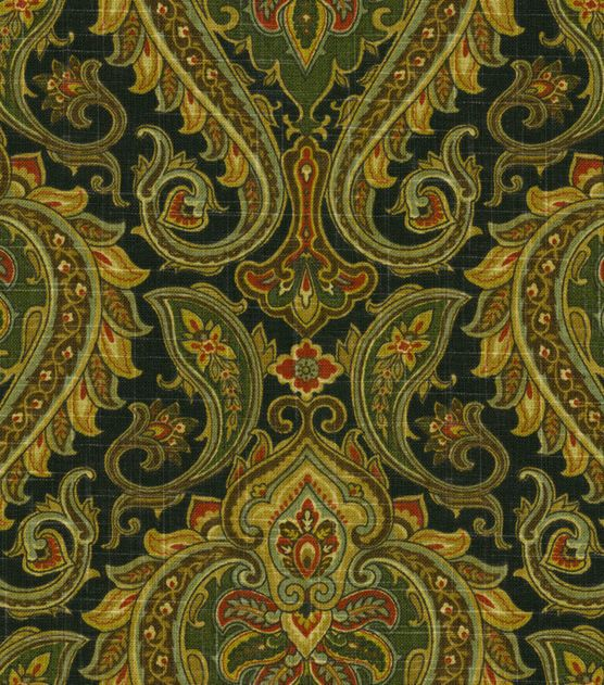 8''x 8'' Home Decor Fabric Swatch-Croscill Barone Onyx at Joann.com