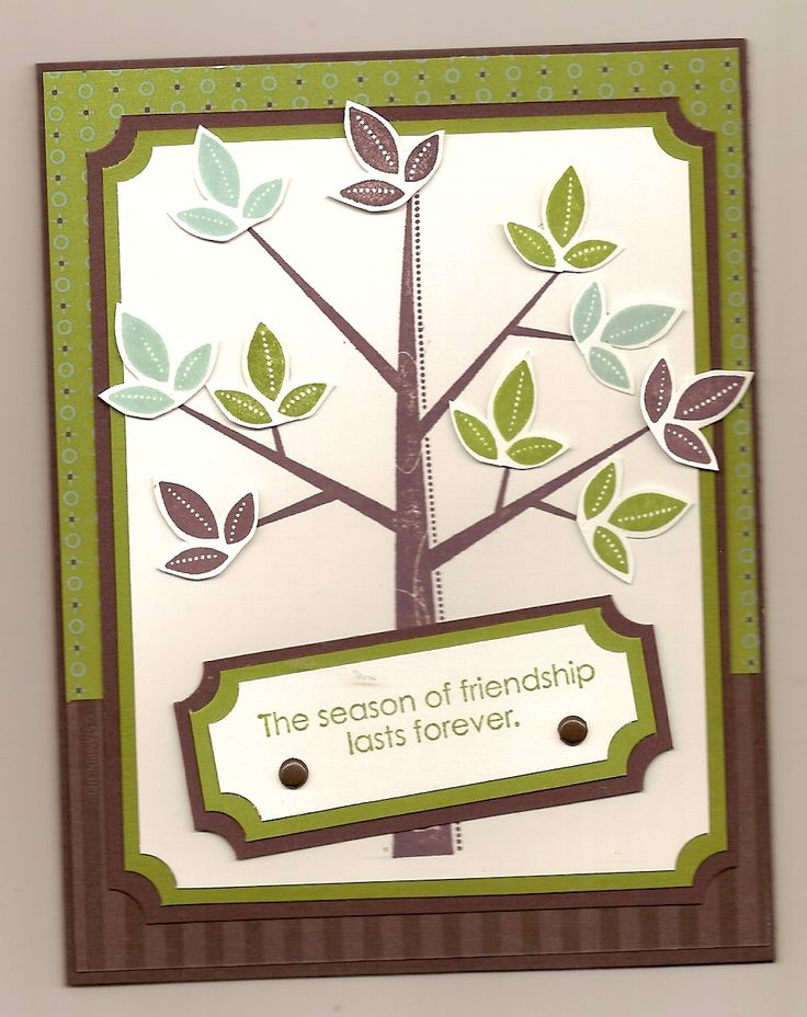 Season of Friendship Stamp Set Stampin' Up! Archives ...