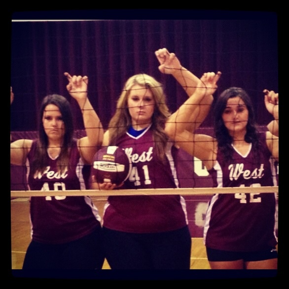 volleyball senior picture idea its never too early to