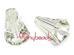 Clear Crystal Artemis bead
