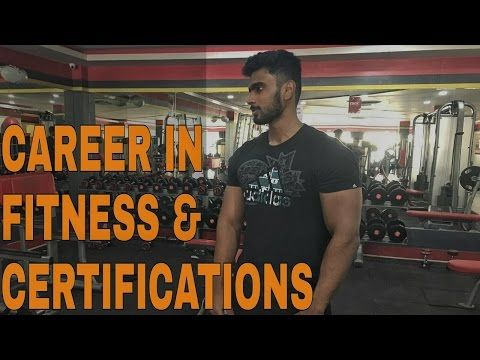 How To Become Fitness Trainer In India : Fitness Certifications ...