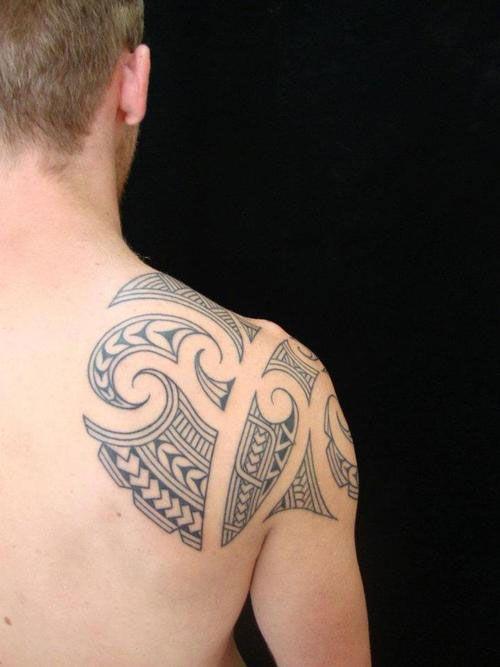 25 Adorable Polynesian Tribal Tattoos