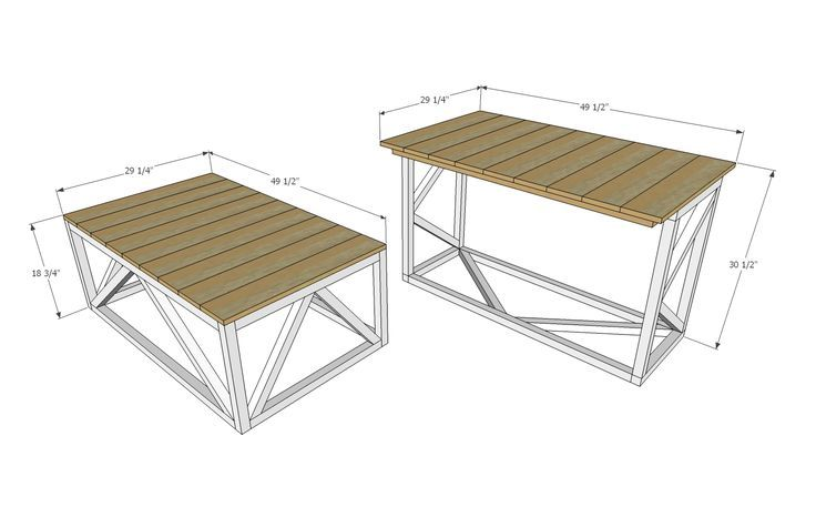 Ana White Coffee Table Converts To Dining Table Coffee Table