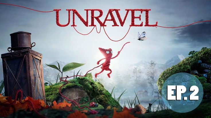 Unravel: Ep. 2 | Let's Play | Gaming Moon Bunny