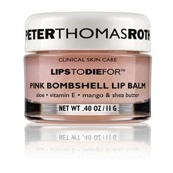 Need a must-have skincare and beauty product? This lip balm by Peter Thomas Roth is IT.