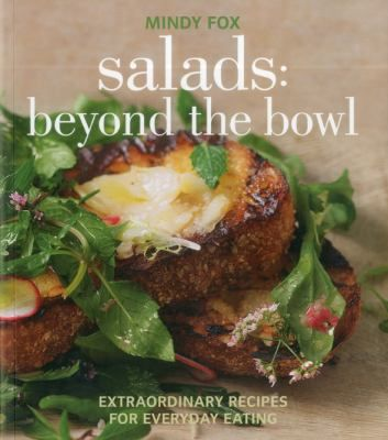 Presents a collection of salad recipes that star ingredients ranging from fruits and vegetables to legumes, meat, and fish, and offers advice on tossing the perfect salad.