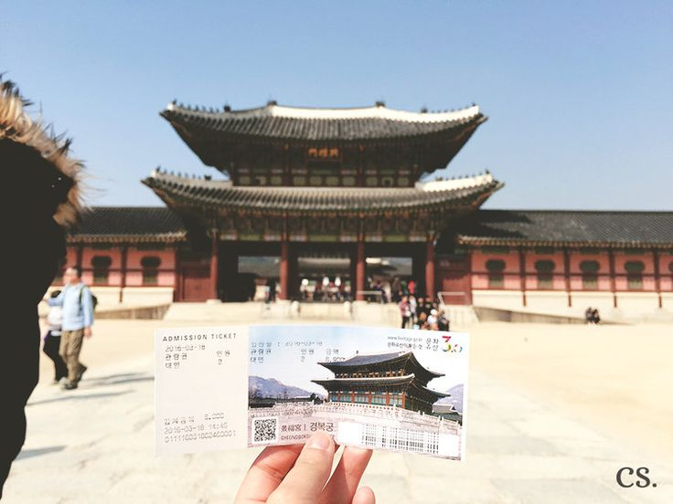 Travel Diary | SEOUL: Day 1 — cs. | Captivating Soul by Camille P.