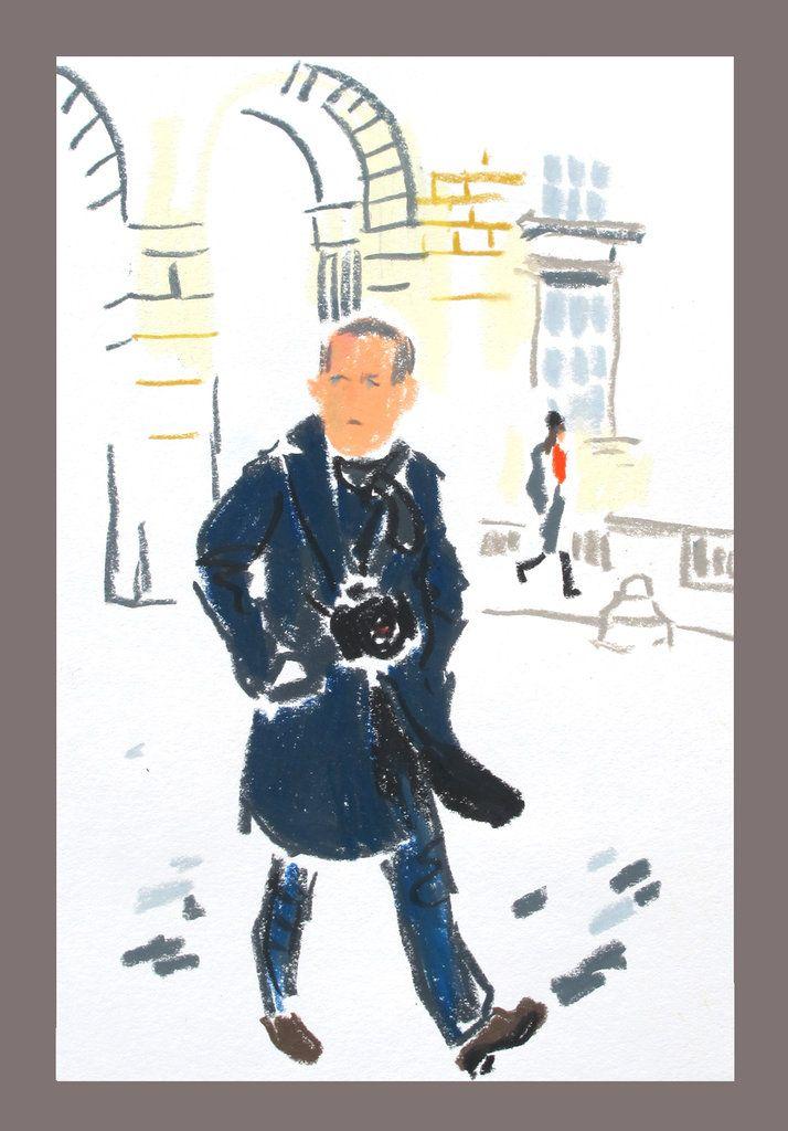 Scott Schuman, Show: Richard Nicoll, Twenty8Twelve, Marios Schwab at Somerset House, by Damien Florébert Cuypers's, London Fashion Week